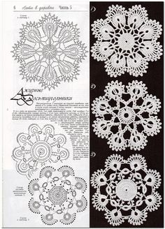 crochet home: extended flowerIrish lace, crochet, crochet patterns, clothing and decorations for the house, crocheted.Home Decor and Craft ideas