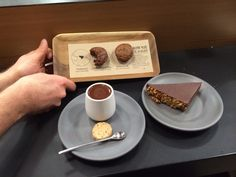 DESSERT Dandelion Chocolate in San Francisco, CA