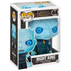 Game of Thrones - Funko Pop! - Night's King  - samlefigur - høyde: ca. 9 cm - vinyl