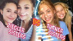 Maddie & Mackenzie Ziegler VS Ruby Rose & Nadia Turner l Battle Musers l...