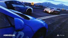Quality Cool driveclub backround - driveclub category