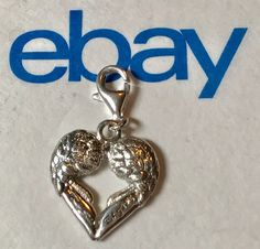 All charms are listed individually so you know fully what condition the charm you are getting is in. Thomas Sabo, Angel Wings, Pandora Charms, Dangles, Charmed, Club, Traditional, Sterling Silver, Pendant