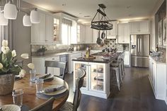 Now this is what you call a #KITCHEN! Mattamy's Waterford model, Marley Park, Arizona