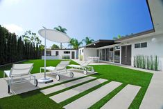 gartengestaltung geometrische form pool zaun plexiglas | mini-pool, Garten ideen