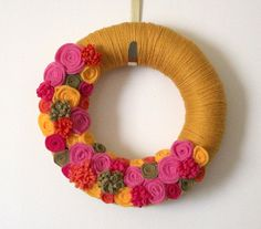 If you cannot tell, I really love these wreaths