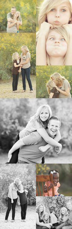Cute family photos on this site - very candid and relaxed