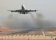 World moves to offset airplane emissions in landmark deal Causes Of Air Pollution, Noise Pollution, Environmental Pollution, Water Pollution, Satire, Aviation Blog, Public Health, Global Warming, Climate Change
