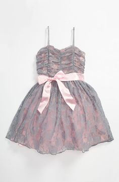 Un Deux Trois Lace Dress (Big Girls) available at #Nordstrom