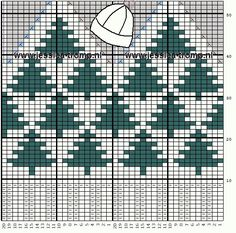 Great Christmas charts saved on this page. Knitting Charts, Knitting Socks, Knitting Stitches, Baby Knitting, Knitting Patterns, Fair Isle Chart, Fair Isle Pattern, Crochet Blanket Border, Knitted Mittens Pattern