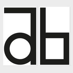a/d? + b - alternative glyphs #p_a_n_o_r_a_m_a #funwith #type #typography #glyphs #graphicdesign #design #blackandwhite #inprogress #alternativefacts #fakefonts #printisnotdead #visual #drafts  #poster #supplyanddesign