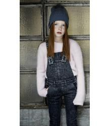 Finger in the Nose Ines Denim Overall  #tweens #style #fashion #overalls #kidsfashion