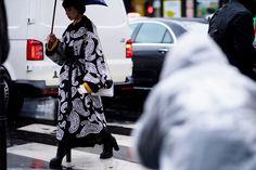 Streetstyle на Неделе моды в Париже. Часть 3