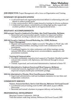 Combination Resume Format Resume Tips Pinterest Resume