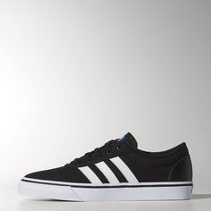Adidas Shoes SB Adi-Ease Core Black Off White Black US AdiEase Originals Sneaker | snapchat @ http://ift.tt/2izonFx