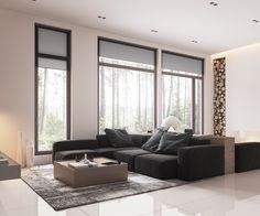 Beste afbeeldingen van interieurs modern in home