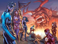 DC Universe Online: Sons of Trigon wird das 8te DLC
