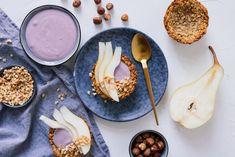 Schnelle Granola-Cups mit Heidelbeerjoghurt   Zucker&Jagdwurst