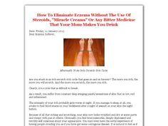 Eczema Diet Secrets - Natural Eczema Treatment