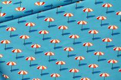 Stoffe gemustert - Stoff Jersey * hamburgerliebe Amore  Spiaggia  *  - ein Designerstück von Stoffe-by-Irene bei DaWanda