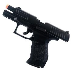 Pistola de Airsoft Walther PPQ HME Full Metal 6mm