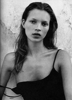 Kate Moss. | @andwhatelse