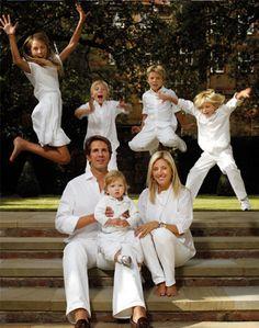 Inspire: HRH Princess Marie-Chantal of Greece - Little London
