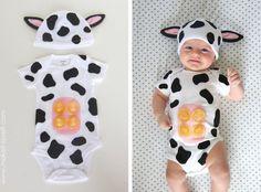 7 disfraces DIY de carnaval para bebés 1