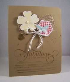 I love Stampin' Up!'s Coordinating Punches-Check out the Stampin' Up! Thank You Thursday & Weekly Deals  www.stampingcountry.com