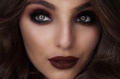 Grunge Makeup Tutorial - photo shoot makeup