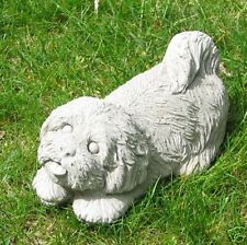 Garden Sculpture Shih Tzu   Google Search
