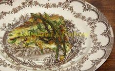Frittata di Asparagi selvatici delicata