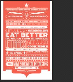 28 Typography Design Inspiration For You
