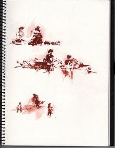 secret traditional painting 619 800 richard anderson flaptraps art art ...