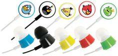 New Angry Birds Headphones