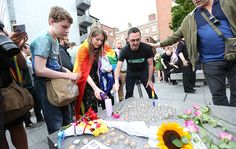 Irish politicians and LGBT support groups express their condolences to the family and friends of the 49 victims.