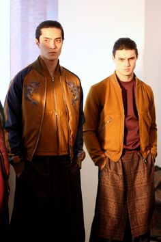See the Edward Crutchley autumn/winter 2015 collection