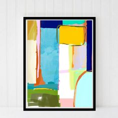 Abstract INSTANT DOWNLOAD digital art geometric by awintersart