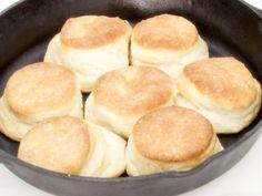 Trisha Yearwood's Angel Biscuits recipe from Trisha Yearwood via Food Network