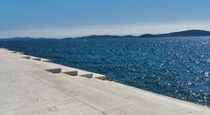 Ein wundervoller Platz in Zadar/ Kroatien um die Seele baumeln zu lassen! Beach Video, Spa, All Inclusive, Places Ive Been, Sidewalk, Wellness, Club, Water, Outdoor Decor
