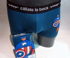 ¿Cállate la Boca?, diseños informales para bóxers y pijamas. http://www.varelaintimo.com/noticias/7/callate-la-boca-disenos-informales-para-boxers-y-pijamas
