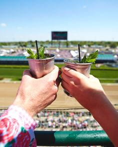 Cheers to Derby Day!