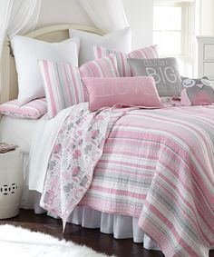 Look at this Daniella Quilt Set on #zulily today!