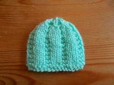 marianna's lazy daisy days: Perfect Premature and Newborn Unisex Baby Hat