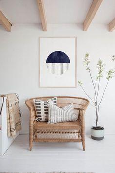 Modern Art Prints, Modern Wall Art, Black Wall Art, Simple Prints, Interior Minimalista, Decor Inspiration, Mid Century Modern Art, Geometric Wall, Printable Wall Art