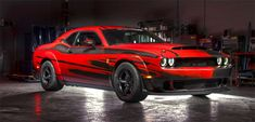 Speedkore's Carbon Twin-Turbo Dodge Demon New Mile Time - Muscle Car American Classic Cars, Best Classic Cars, American Muscle Cars, Muscle Cars For Sale, Best Muscle Cars, Dodge Srt Demon, 2018 Dodge Challenger, Twin Turbo, New Tricks