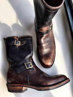 Viberg Custom Boots (Personal Pair)