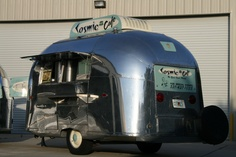 Airstream Cosmic Cafe 1958 Pacer Facebook The Trailer Company