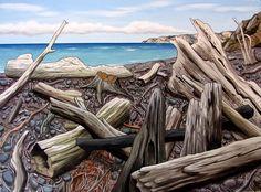 Hawkes Bay artist John Staniford