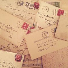 letters, letters, letters.   Photo by sarahann1020x