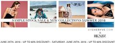 Sample/ Stock Sale & New Collections by BKNBZ & B Y C H E R Y V E. C O M -- Amsterdam -- 25/06